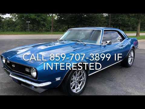 1968 Chevrolet Camaro SS (CC-1389572) for sale in Paris , Kentucky