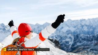 Amaksi - Uplifting Winter Track  ( Royalty Free Motivation Background Music)