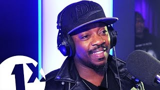 Anthony Hamilton - Coming From Where I'm From in the 1Xtra Live Lounge