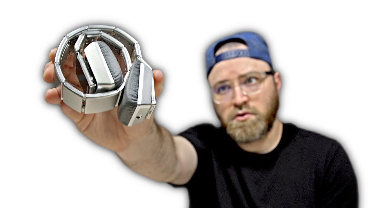 Unboxing The $3000 Rolling Headphones thumbnail