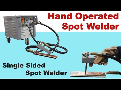Single Sided Spot Welder - Poke Welding Gun