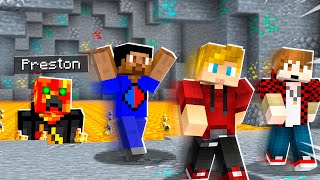 Minecraft But I'm Hunting THE PACK with Mods!