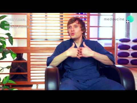 Qu'apporte le yoga? selon Cédric Turmel