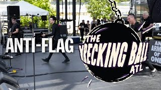 Anti-Flag [FULL SET] @ The Wrecking Ball 2016-8-13  (multicam)
