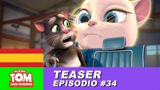 ESTE JUEVES en Talking Tom and Friends (Teaser del Episodio 34)