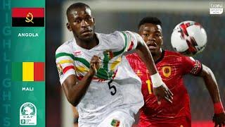 HIGHLIGHTS: Angola vs Mali