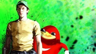 L4D2 KNUCKLES SURVIVAL!! - Siblings Play Left 4 Dead 2 Ugandan Knuckles Meme Zombie Mod