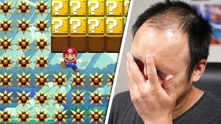 VOUS VOULEZ ME FAIRE RAGER ! | Super Mario Maker