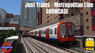 Train Simulator 2020: Just Trains - Metropolitan Line Showcase