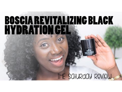 BOSCIA HYDRATION GEL REVIEW || The Saturday Review
