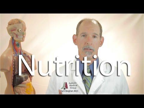 Nutrition | Auburn Medical Group
