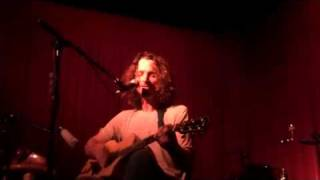 Safe and Sound/Imagine - Chris Cornell Hotel Cafe 3 Dec 2009