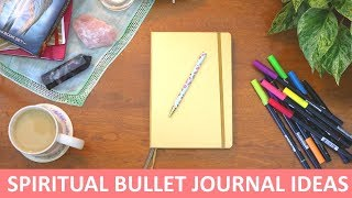 Spiritual Bullet Journal Ideas 💫💖 // Spiritually Inspired