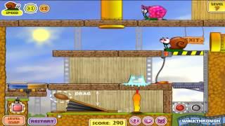 Shee a HeT hrají - Snail Bob - Part. 1 - Začínáme! [HD]
