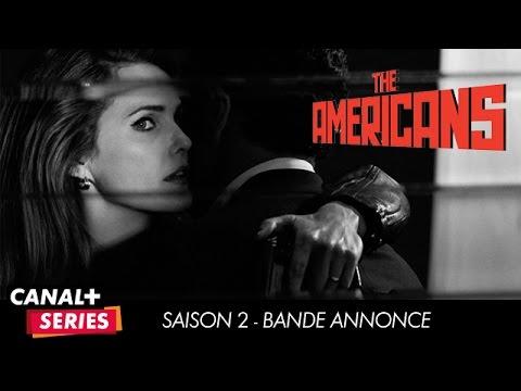 The Americans Saison 2 - Bande Annonce CANAL+ SÉRIES [HD]