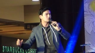 CHRISTIAN BAUTISTA - Beautiful Girl (The Regine Series Nationwide Tour - SM City Cebu)