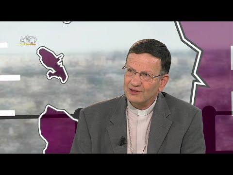 Mgr Benoît Rivière - dicoèse d'Autun, Châlon et Mâcon