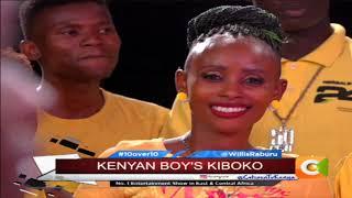 10 OVER 10 |Kenyan boy Masauti