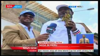 NASA in Meru County - [Full Speeches]