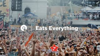 Eats Everything - Live @ Zurich Street Parade 2018