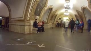 Станция метро Киевская (Кольцевая линия) 21.06.2017