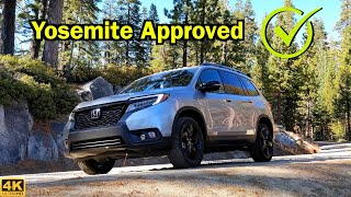 2020 Honda Passport: FULL REVIEW | Where Family and Adventure COLLIDE!