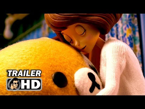 RILAKKUMA AND KAORU Series Trailer (2019) Netflix Animated Series