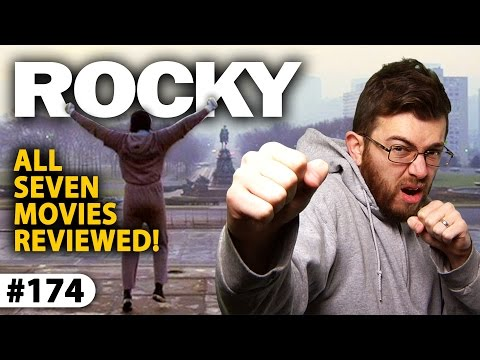 The ROCKY / CREED Series -- Reviews Of ALL 7 Movies!