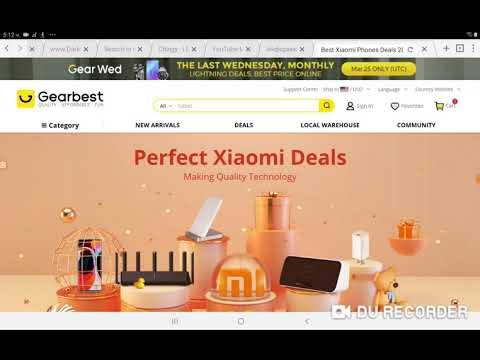 , title : 'Gearbest BEST COUPON VOUCHER CODES TECH TECHNOLOGY A NICE BEGINNING START EPİSODE 1 #1'