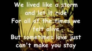 Every Avenue - Happy The Hard Way (with lyrics)
