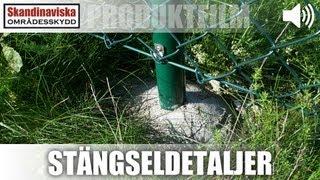 Stagrör OG Stag/Sträva 2000xØ40 OG