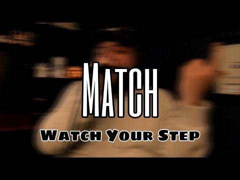 "An original beatbox composition, ""Watch Your Step""."