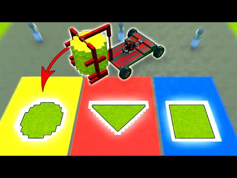 Can We Build Vehicles Smarter Than Toddlers?  - Scrap Mechanic Multiplayer