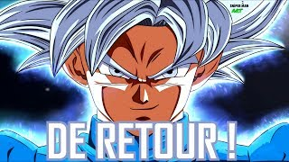 LE RETOUR DE GOKU ! NOUVELLE TRANSFORMATION DE KAMBA ! DRAGON BALL HEROES ÉPISODE 9 DATE & PREVIEW !