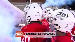 Manvel vs Barbers Hill 11-17-18