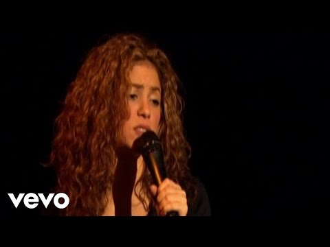 Shakira - La Pared (Live)