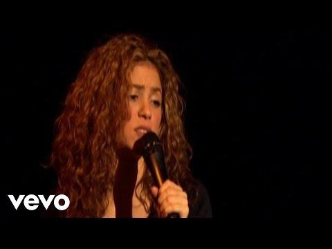 La Pared - Shakira (Video)