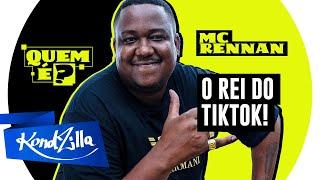 """Quem É MC Rennan? Do Hit """"Cai Devagarinho Até Embaixo"""" (KondZilla)"""