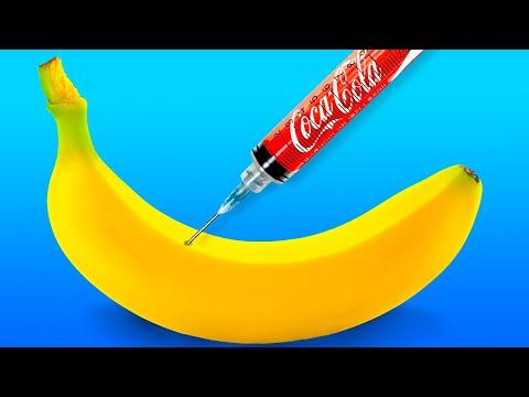 24 Trucos Con Plátanos Que No Sabías Que Necesitas