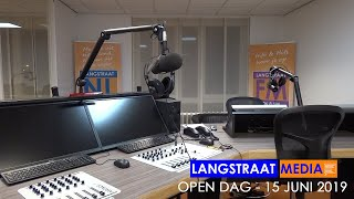 Open dag bij Langstraat Media op 15 juni 2019