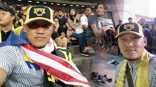 Pria Indonesia Nekat Nyamar Masuk di Barisan Suporter Malaysia, Ini Fakta yang Ditemukan