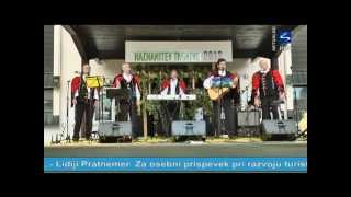 preview picture of video 'Skala TV info - aktualno Naznanitev trgatve 2012 in praznovanje 80 let Turističnega društva'