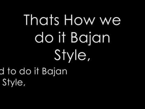 Música Bajan Style