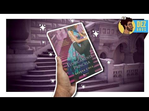 TEORICAMENTE PRINCESA | Vlog de Leitura | BOOKCRUSHES