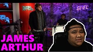 James Arthur - Just Hold On We're Going Home by Drake [MUSIC REACTION]