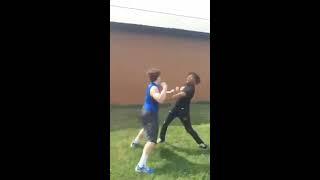 Aaron Harris fight