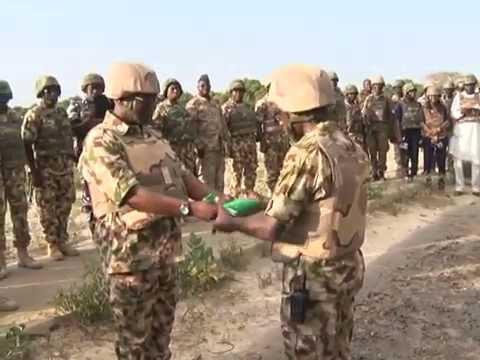 Chief of Army Leads Lafia Dole