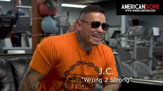 JC Wrong to Strong Full Story | Mexican Prison| Kato |Inspiration