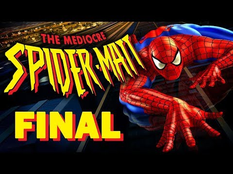 The Medicore Spider-Matt - Spider-Man PSX (Part FINAL)