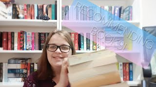 5 BOOKS I THINK YOU SHOULD READ! 📚(Books I would recommend to everyone and need to reread too)